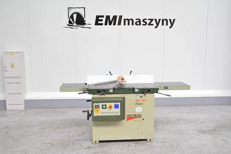 5302 - WYRÓWNIARKO-GRUBOŚCIÓWKA SCM MINIMAX FS410
