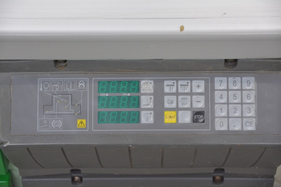 4966 - PIŁA FORMATOWA ALTENDORF F45